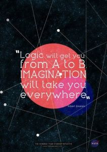 logic vs imagination