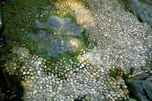 Multiverse of Pebble Paths