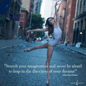 stretch imaginayion