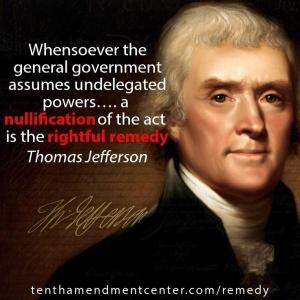 Jefferson Nullification