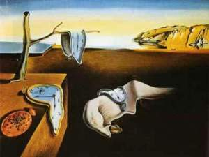 Salvador-Dali- melting clocks