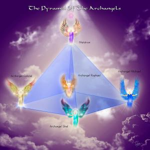 Sacred Archangel Pyramid endre-balogh