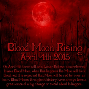 Blood Moon 4.4.2015
