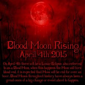 Blood Moon 4.4.2015
