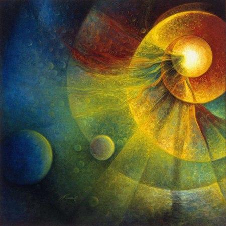 Soul's Journey.  Rasouli. http://www.rassouli.com