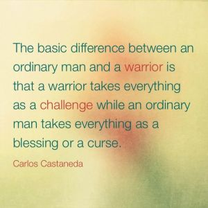 warrior vs ordinary