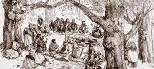 Tribal Council Circle